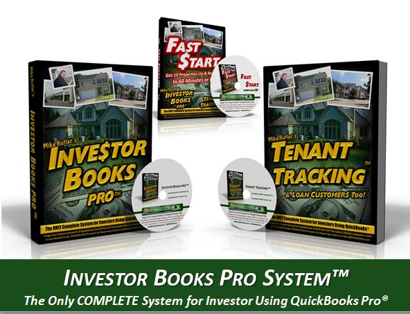 Investor Books Pro System