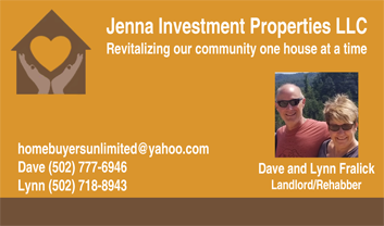 Jenna Investment Properties, LLC