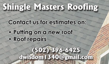 Shingle Masters Roofing