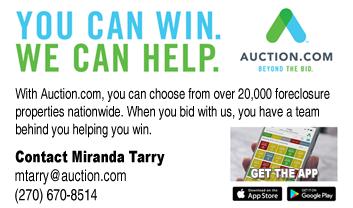 Miranda Tarry, Auction.com