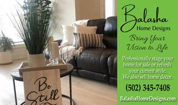 Shannon Ballard, Balasha Home Designs