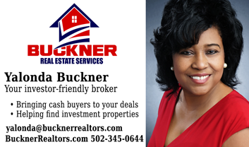 Yalonda Buckner, Buckner Real Estate Services