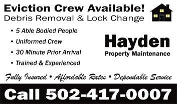 Eviction Crew