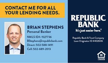 Brian Stephens, Republic Bank