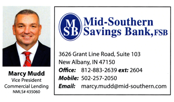 Marcy Mudd, Mid-Southern Bank