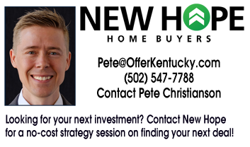 New Hope Home Buyers, Pete Christianson