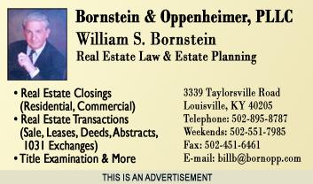 Bornstein Oppenheimer