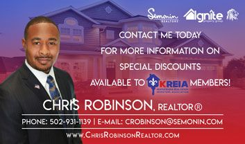 Christopher Robinson, Realtor