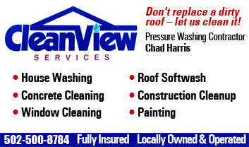 CleanView Services, Chad Harris