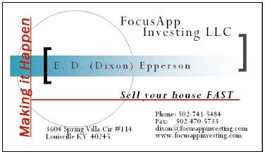 FocusApp Investing