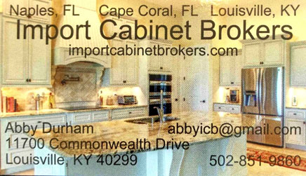 Import Cabinet Brokers