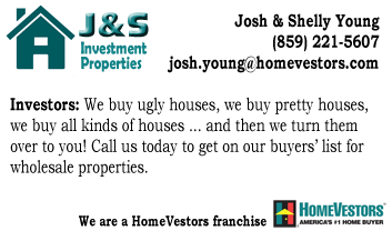 J and S Investment Properties, Josh and Shelly Young