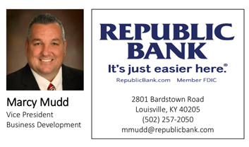 Marcy Mudd, Republic Bank