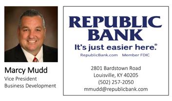 Marcy Mudd, Republic Bank