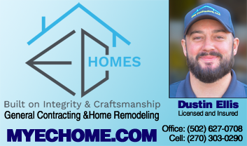 EC Homes, Dustin Ellis