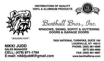 Nikki Judd, Benthall Brothers