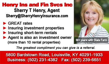 Sherry Henry, Henry Ins and Fin Svcs Inc