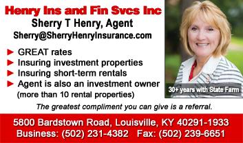 Sherry Henry, Henry Ins and Fin Svcs Inc