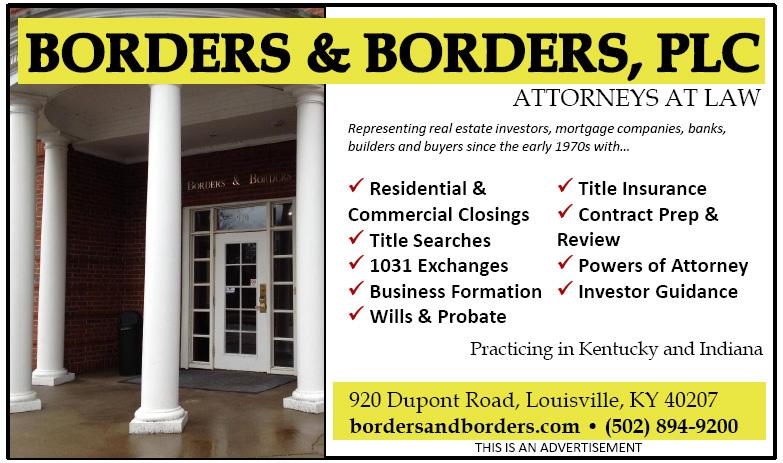 Borders & Borders