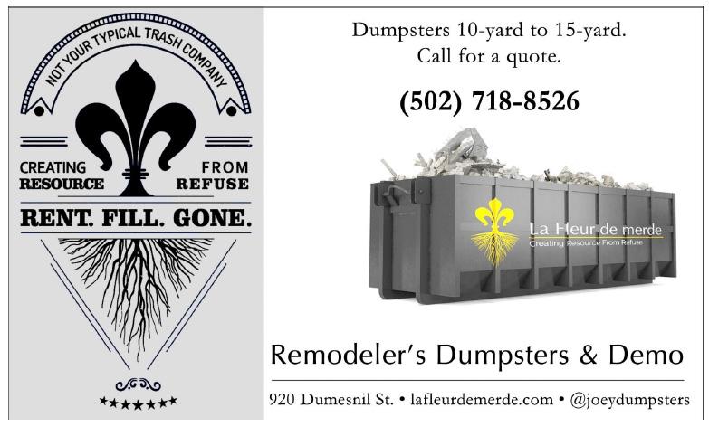 Remodeler's Dumpsters & Demo