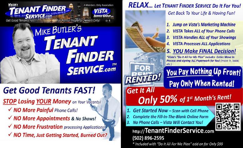 Tenant Finder Service