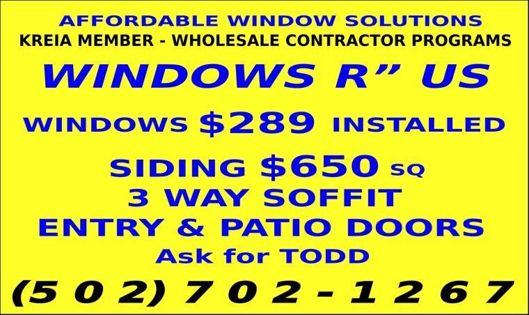Windows R Us