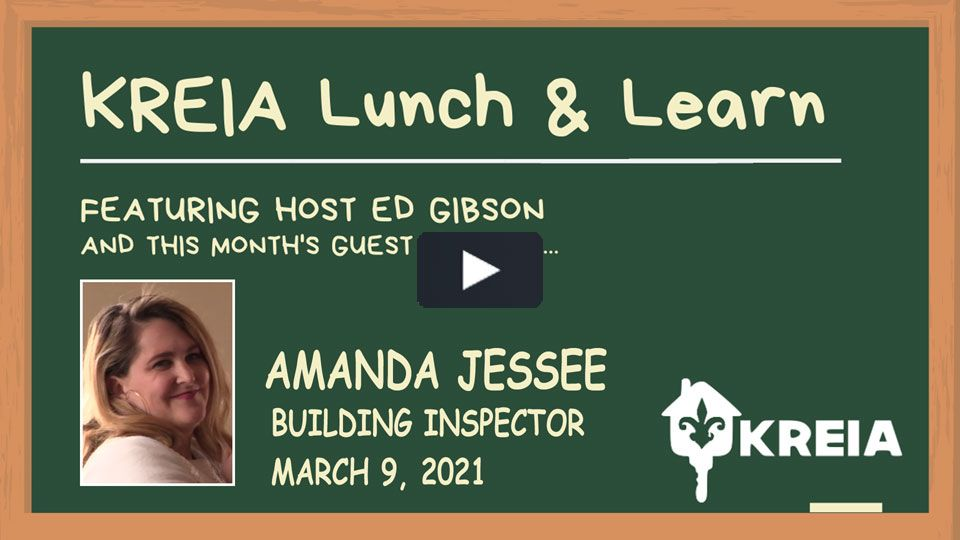 Lunch and Learn With Amanda Jessee