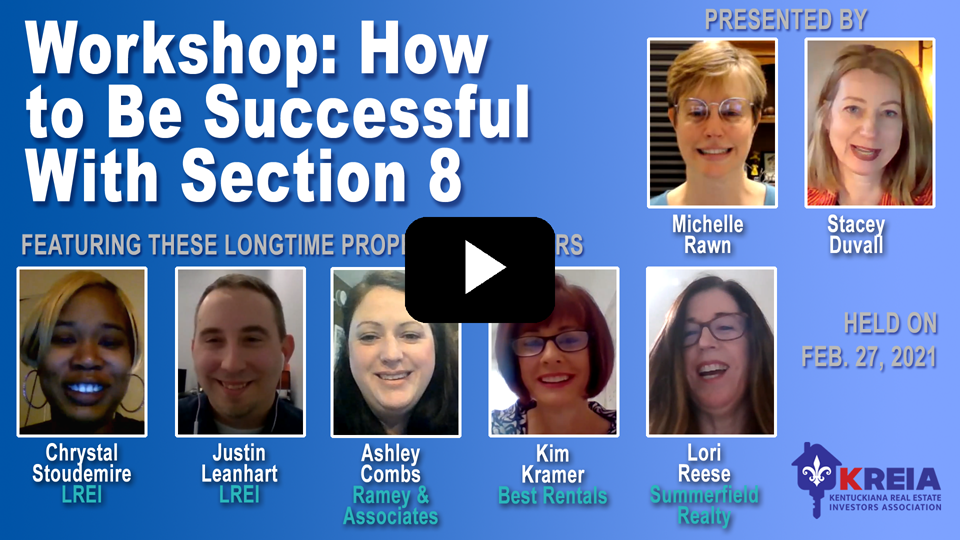 Watch our workshop video replay