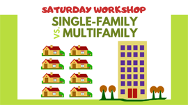 Single-Family vs. Multifamily Workshop. Image by Nina Musgrave